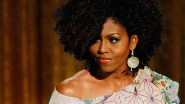 Foxy First Lady – Hot picture of…