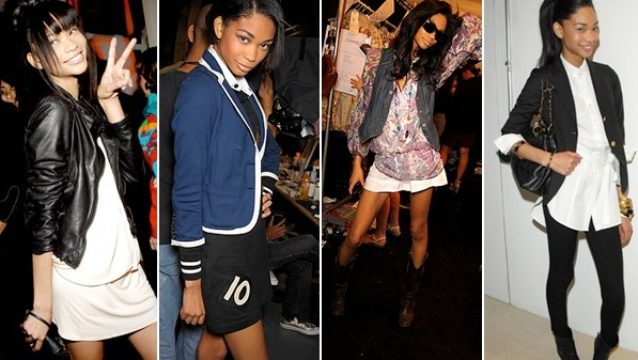 CHANEL IMAN IS ALWAYS STYLISH BUT NEVER LOOKS TREND OBSESSED (LOVE HER!!)