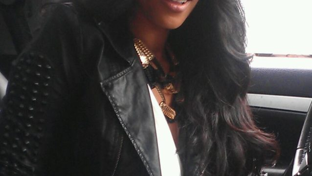 "My Style: The ""Tabby"" Studded Black Leatherette Jacket!"