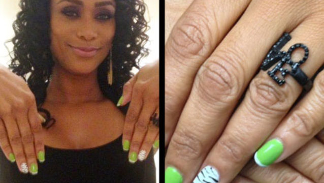 The Wendy Williams Show  | Nail Candy: Tami Roman