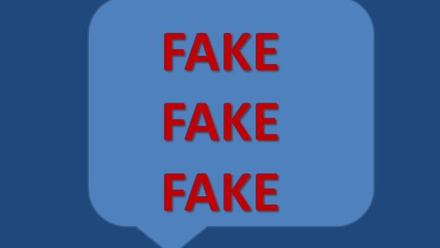 I spot a fake!